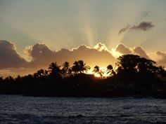 Love those sunsets in Poipu, Kauai !