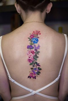 212 Best Tatuajes Espalda Images Back Tattoos Female Tattoos