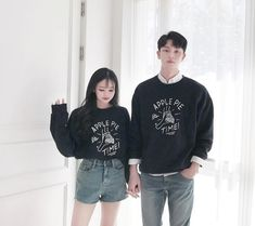 Matching Couple Outfits, Matching Couples, Cute Couples, Cute Casual Outfits, Girl Outfits, Fashion Outfits, Urban Fashion, Trendy Fashion, Fashion Essay