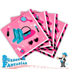 Servilleta Fashion. Playing Cards, Costumes, Napkins, Events, Woman, Playing Card