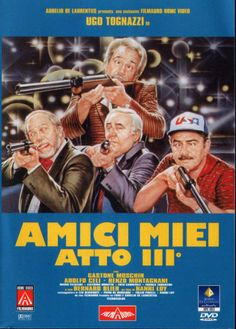 AMICI MIEI ATTO III
