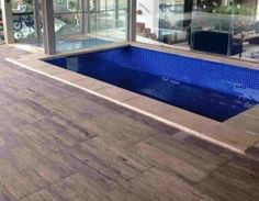 Pool Paving Ideas - Non-Slip Pool Coping and Paving - Bosun Pool Paving, Concrete Paving, Paving Design, Paving Ideas, Concrete Finishes, Modern Pools, Pool Designs, Light Colors, Swimming Pools