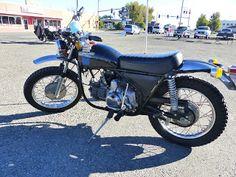 OldMotoDude: 1974 Harley-Davidson/Aermacchi SX350 Sprint -- Vot...