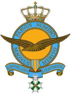 Royal Netherlands Air Force - Wikipedia Royal Air Force, Special Forces, Armed Forces, Ww2, Netherlands, Badge, Aviation, The Past, Army