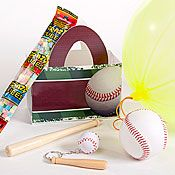 Baseball Favor Pack