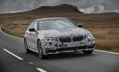 Everything we know about the new BMW 5 Series: semi autonomous, all-wheel steering, inductive load and more - http://www.bmwblog.com/2016/09/08/everything-know-new-bmw-5-series-semi-autonomous-wheel-steering-inductive-load/