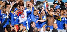 Chelsea FC are the 2012 UEFA Champions!!!