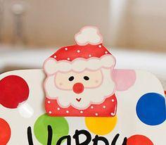 Mini Santa Happy Everything Attachment