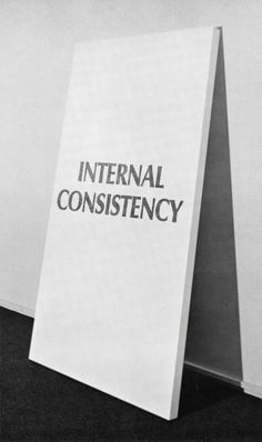 :: QUOTES :: INTERNAL CONSISTENCY - simple and to the point #quotes