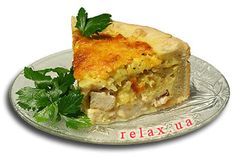 Chicken pie (in russian)