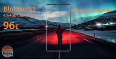 Codice Sconto - Bluboo S1 4/64GB (banda 20) Black a soli 96€ garanzia 2 anni Europa spedito da magazzino EU!! #Xiaomi #Bluboo #CodiceSconto #Offerta #Offerte #S1 https://www.xiaomitoday.it/?p=25392