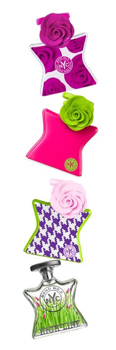 Stroll in the park with Bond No. 9's Central Park collection. #fragrance