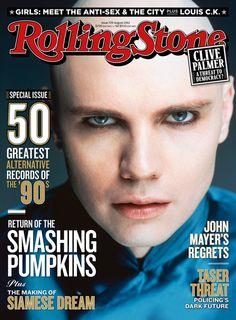 Happy Birthday 03/17 Billy Corgan (Smashing Pumpkins) @Billy @SmashingPumpkin #Pisces