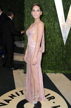 Olivia in Atelier Versace, February 2013