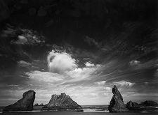 Don Kirby - Last Light, Bandon Beach, OR