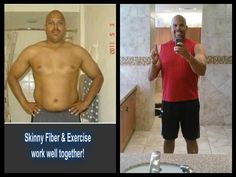 My journey with exercise and Skinny Fiber