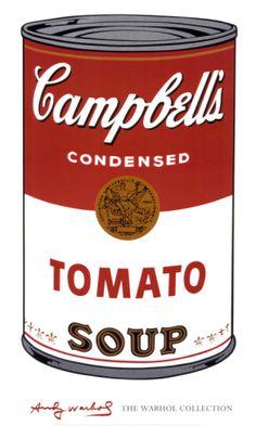 CAMPBELL'S SOUP I: TOMATO, C.