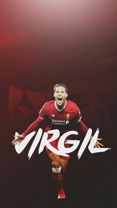 Ynwa Liverpool, Salah Liverpool, Liverpool Players, Liverpool Football Club, Football Posters, Fifa Football, Van Djik, Liverpool Wallpapers, Virgil Van Dijk