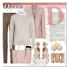 """""""60 Second Style: Tech Job Interview"""" by laurenjane47 ❤ liked on Polyvore featuring Paul Smith, Gucci, See by Chloé, Gianvito Rossi, Loushelou, M&Co and 60secondstyle"""