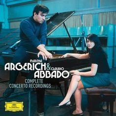 ARGERICH & ABBADO Complete Concerto Recordings - 5 CDs - Deutsche Grammophon