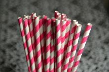 best price I saw for party straws Barbie Theme, Barbie Birthday, Barbie Party, Pink Flamingo Party, Bowling Party, Construction Birthday Parties, Colorful Party, Pink Paper, Pink Parties