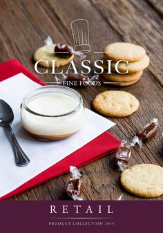 Classic Fine Foods Product Collection 2015 Retail