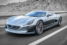 The Rimac Concept One is a special vehicle, and not just because it's among the rare concepts that become production cars. It's special because it's being dubbed the first all-electric hypercar. Thanks to a quartet of permanent magnet electric motors,...