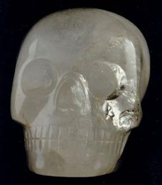 Crystal Skull Max. Skull guardian JoAnn Parks. Max is an authentic ancient crystal skull; a wonder of the world estimated to be thousands of years old and considered by many, to be one of the rarest artifacts ever found on this planet. Max was discovered in Guatemala and was used by Mayan priests for healing, rituals, and prayers.