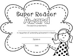 End of Year Awards {Black and White for Easy Printing}...print on colored paper or neon cardstock...easy peasy lemon squeezy! ;)