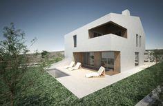 Kuća Popović - Arhitektura - Arhitektonski ured Aalto