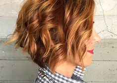 10+ Short Hairstyles for Thick Wavy Hair