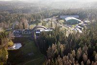 Kisakallio Sports Institute. Lohja, Finland