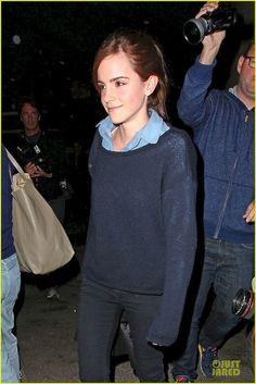 Adorable Emma Watson Street Styles (111 Photos) https://www.fashionvevo.com/emma-watson/ #Celebrities