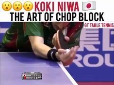 KoKi Niwa CHop Block Master @GT Table Tennis #tabletennis https://video.buffer.com/v/5a572d6ec01c634109f3729b