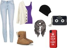 """""""Custom"""" by sarahzimmerling ❤ liked on Polyvore"""