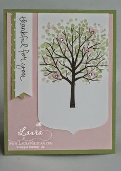 "Laura Milligan, Stampin' Up! Demonstrator - I'd Rather ""Bee"" Stampin!: Stamp Out Autism Blog Hop"