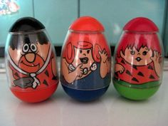 Weeble wobble but they don't fall down!!!!