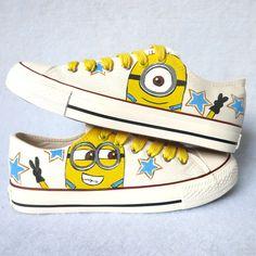 Doraemon or Minions Shoes