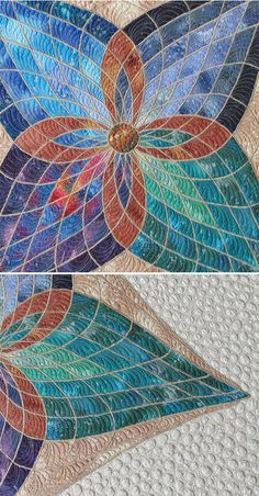 Wall Hanging Applique Quilt Pattern- Not Your Usual Applique Quilt.#appliquequiltpattern #appliquequilt