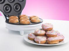 Mad & Drikke - Mini Donut Maker / Maskine, Mini Donuts er det bedste!