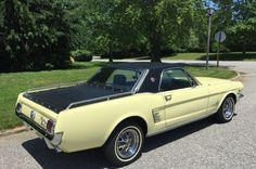 1966 Ford Mustang Ranchero Pickup