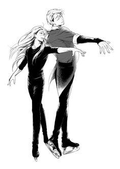 Resultado de imagen para figuras yuri on ice