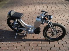 Puch x40 cafe racer !
