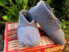 Granny Slippers - custom and handmade for you