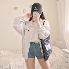 style Sexy Casual Style Outfits # korean Outfits 31 Style Fashion Looks For Starting Your Winter - Fashion New Trends K Fashion, Fashion Looks, Korean Girl Fashion, Korean Fashion Trends, Korea Fashion, Asian Fashion, Fashion Outfits, Fashion Ideas, Ulzzang Fashion Summer