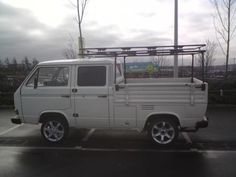 SOLD - T3 DOKA Custom Roof Rack - SOLD - The Brick-yard