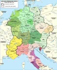 German Empire Population Density Map Germany Deutschland - Germany map 1900