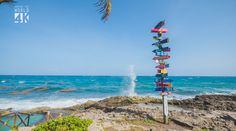 Xcaret Park in Cancun, Mexico. An awesome natural sanctuary along the Caribbean Sea.