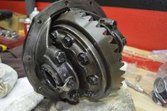 Ford 9 Inch Gears 3
