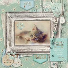 A fun little place where I like to share my favorite pictures and all the beautiful kits I love to use..and its albout family !
